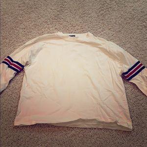 BRANDY MELVILLE long sleeve shirt.